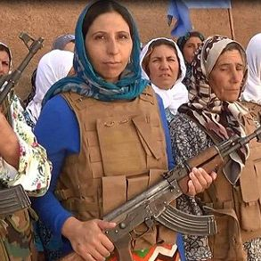 kobani-women-guns